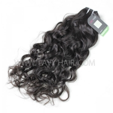Regular Grade 1 bundle Malaysian Natural Wave Virgin Human hair extensions
