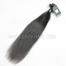 Regular Grade 1 bundle Cambodian Straight Virgin Human hair extensions