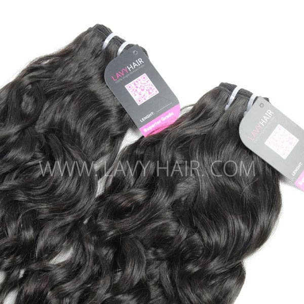 Superior Grade 1 bundle Cambodian natural wave Virgin Human hair extensions