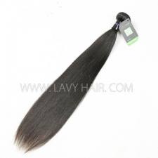 Regular Grade 1 bundle Mongolian Straight Virgin Human hair extensions