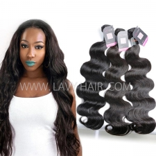 Superior Grade mix 3 or 4 bundles Cambodian Body Wave Virgin Human Hair Extensions