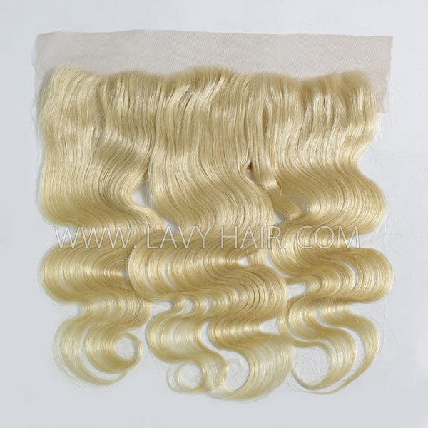 #613 Ear to ear 13x4 Lace Frontal Body Wave Human hair