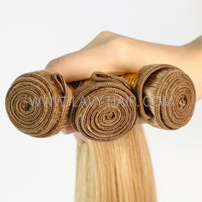 Color 520 Straight Hair Human Virgin Hair 1 Bundle