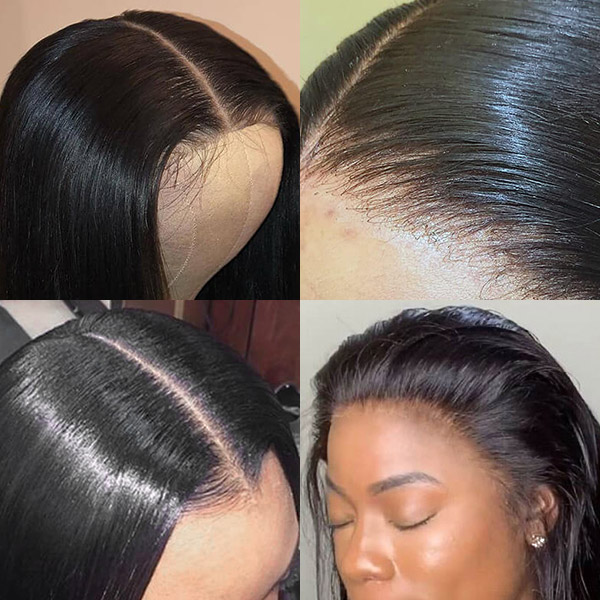 HD Lace 13*6 Lace Frontal Wig 180% Density 100% Human Hair
