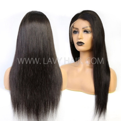 HD Lace 13*5 Lace Closure Wig 180% Density 100% Human Hair
